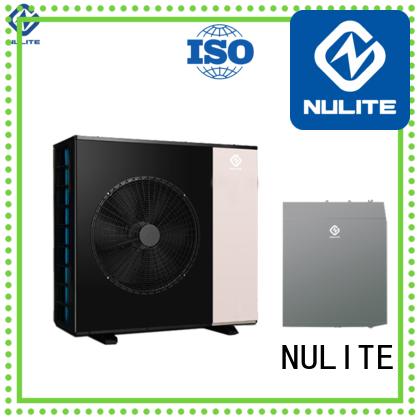 NULITE heating evi heat pump factory hot-sale for family