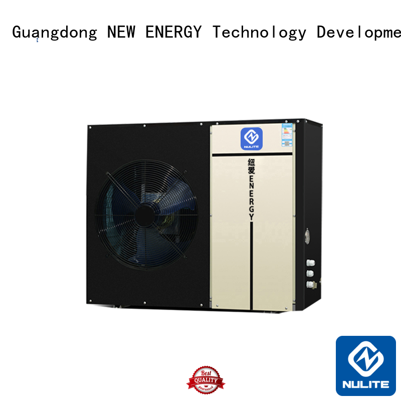 NULITE high quality air heat pump cost-efficient for heating