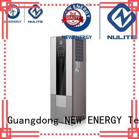 NULITE Brand 51kw vertical heat pump 539kw supplier
