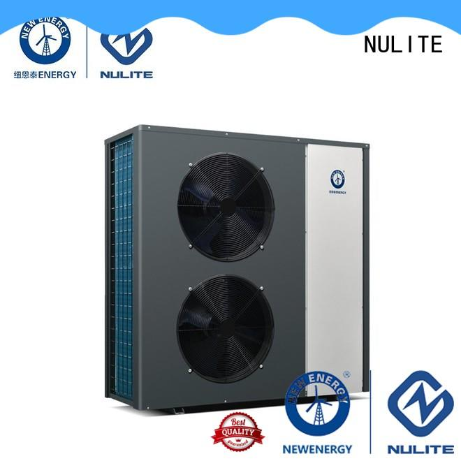 NULITE mono-block inverter heat pump bulk production for office