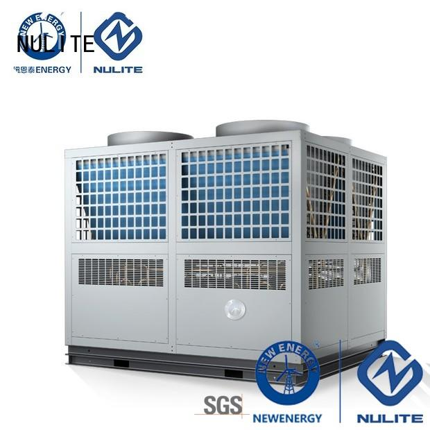 model 11kw 38kw domestic hot water heat pump NULITE Brand company
