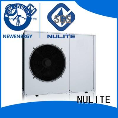 Quality NULITE Brand exchanger steel swimming pool solar heater