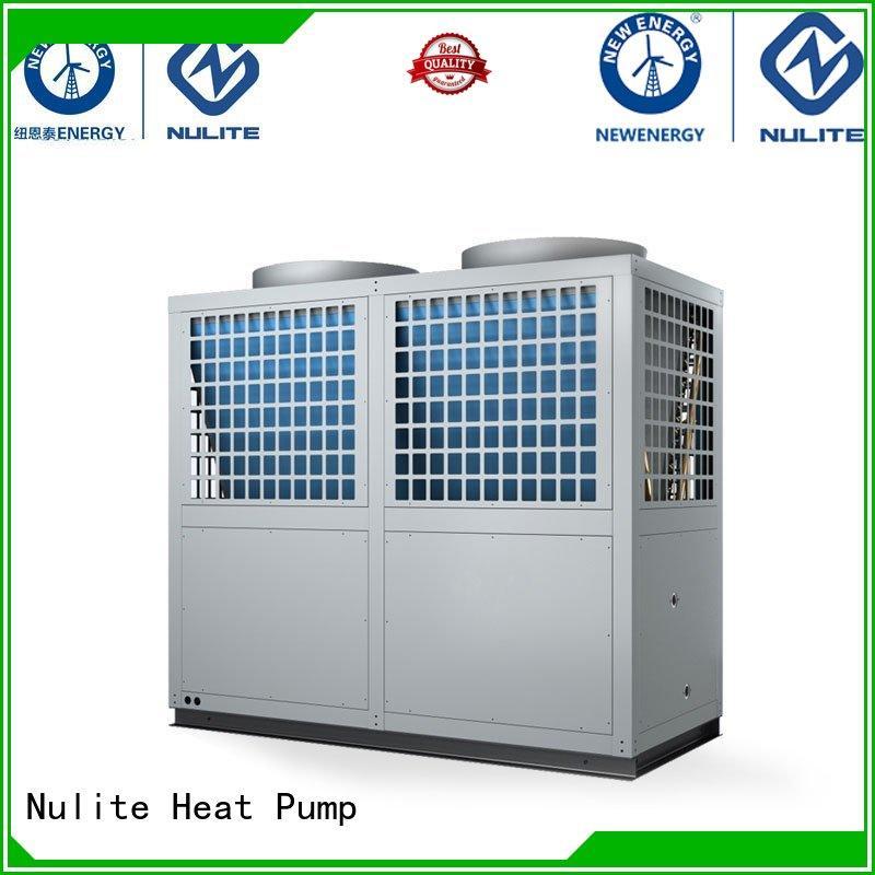 evi air source heat pump pumproom mono low temperature heat pump NULITE Brand