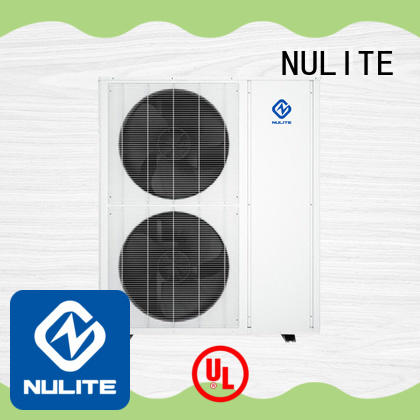 NULITE low cost inverter heat pump for cooling