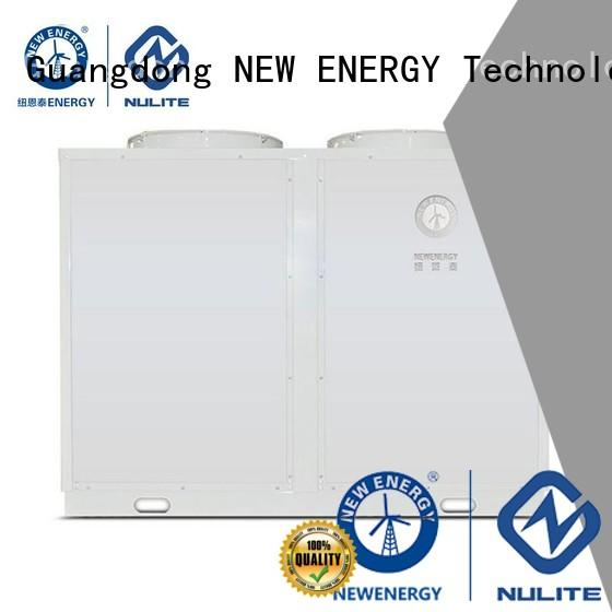 cooling Custom heat air source heat pump water heater air NULITE