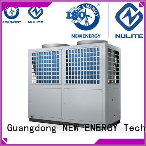 Custom model heat pump chiller cooling NULITE