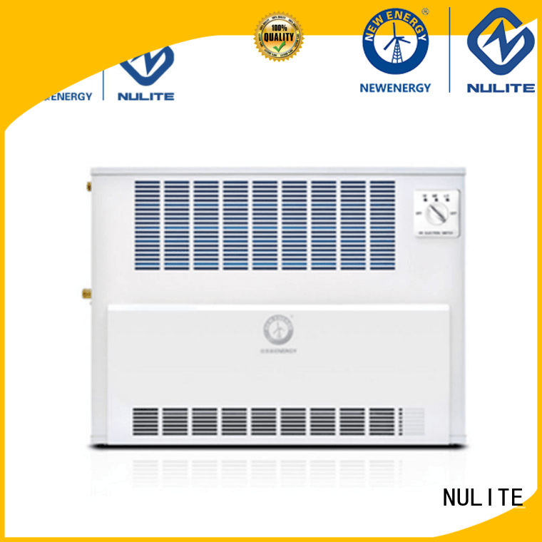 NULITE durable fan coil air conditioning floor heating for workshop