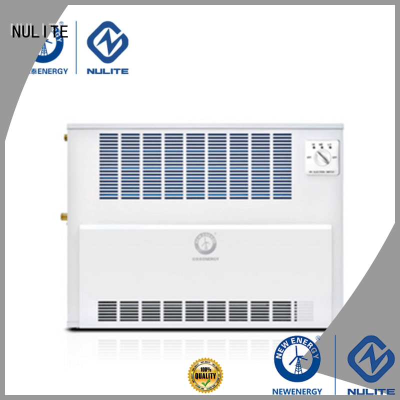 NULITE durable fan coil unit system custom for workshop