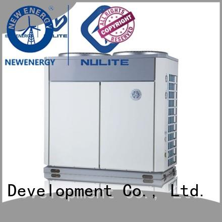 mini heater exchanger NULITE Brand swimming pool heat pump for sale manufacture
