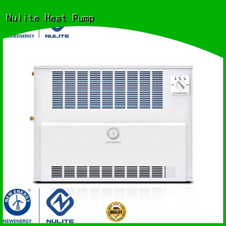 Quality NULITE Brand fan floor-standing fan coil heating