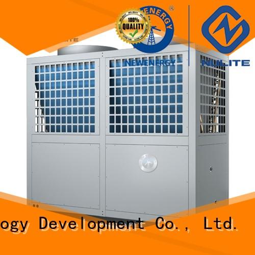 NULITE custom air to water heat pump manufacturers inquire now for family