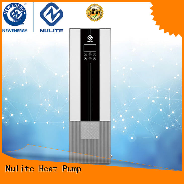 NULITE storage hot water buffer tanks bulk production for cold climate