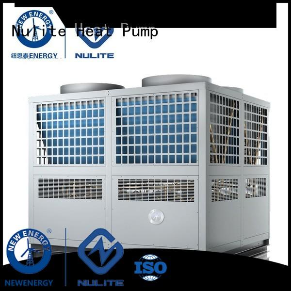 NULITE intelligent controller industrial heat pump top quality for family
