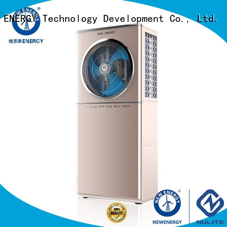 dc heat NULITE Brand vertical heat pump factory