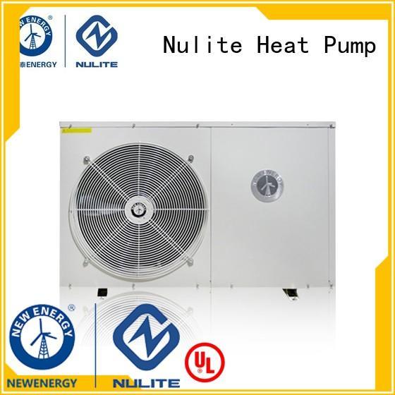 ODM swimming pool water heater heat pump OEM for office NULITE