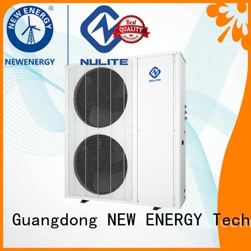 inverter heat pump popular for cooling