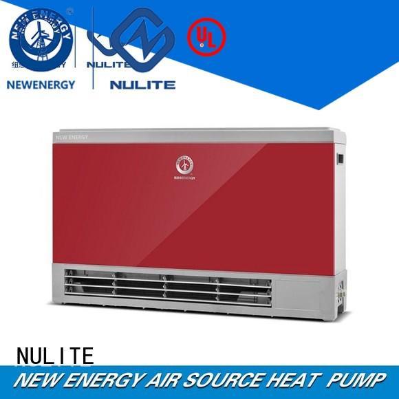 durable ducted fan coil unit for workshop