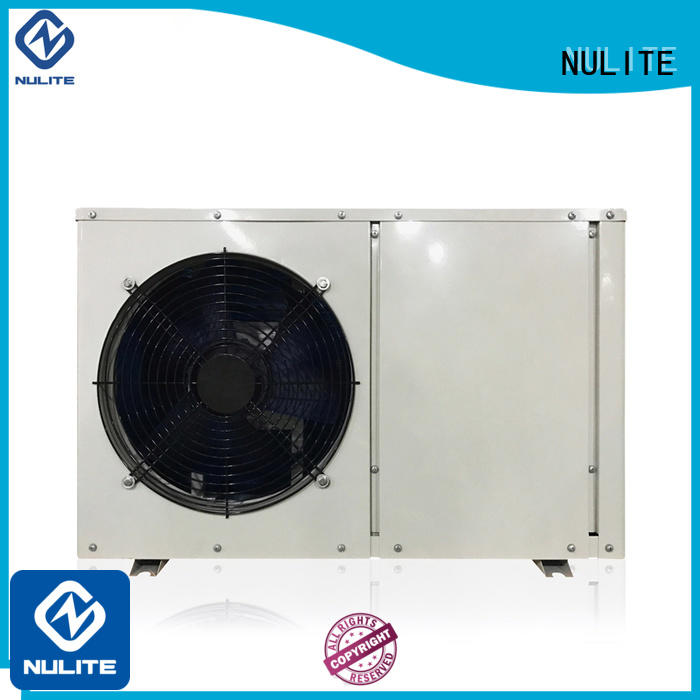 NULITE internal rotor motor hydronic heat pump best manufacturer for cooling