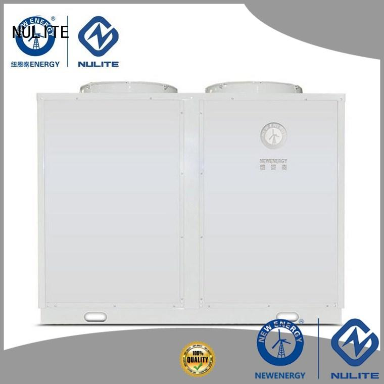 NULITE hot-sale air source heat pump manufacturers ODM for cold climate