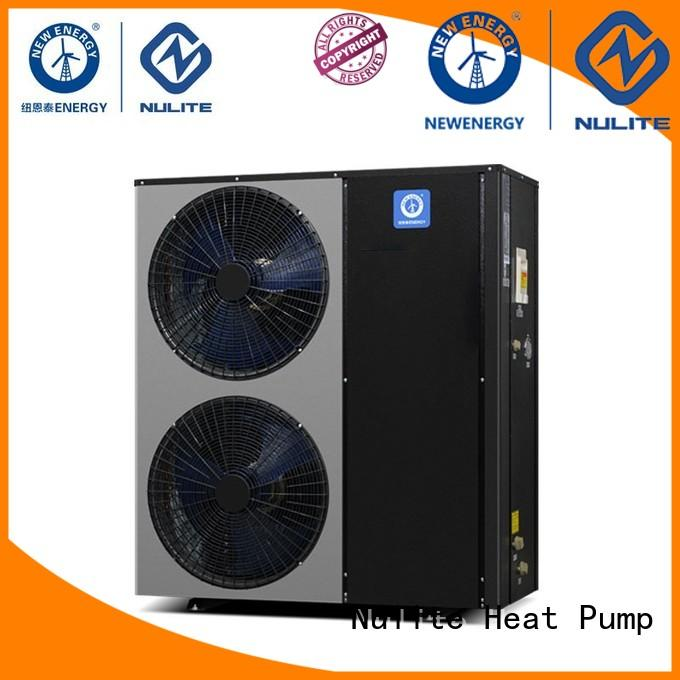 NULITE custom water source heat pump inquire now for hot climate