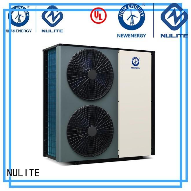 functional inverter heat pump mono-block bulk production for office