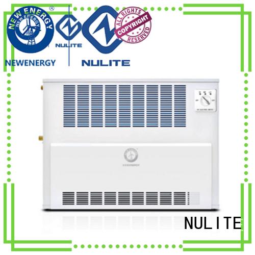 floor-standing heating energy floor mounted fan coil units NULITE Brand