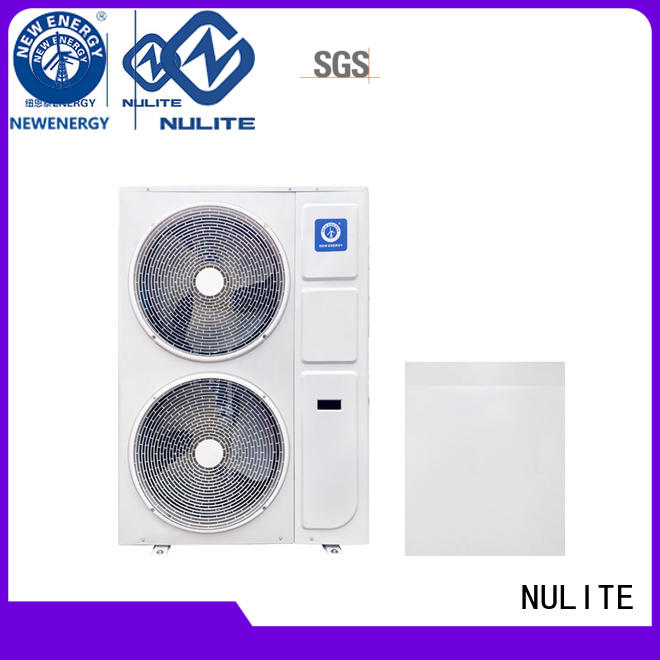 NULITE universal split heat pump on-sale for cold weather