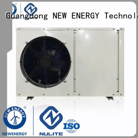 NULITE low cost heat pump hot water heater for office