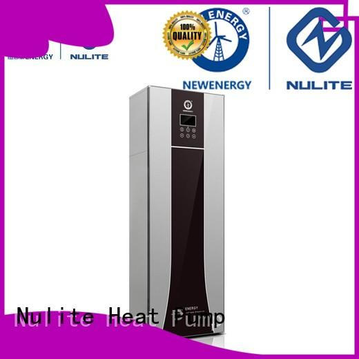 floor-standing portable heat pump at discount for cold temperature NULITE