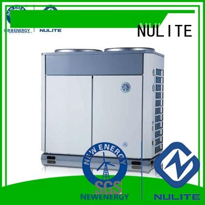 NULITE wide heat pump cooling energy-saving for shower