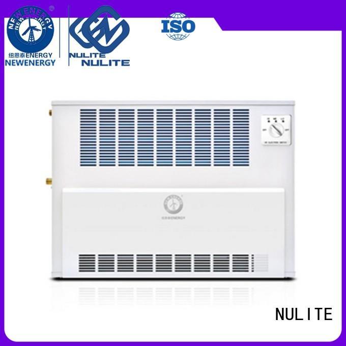 NULITE Brand fan heating floor mounted fan coil units floor-standing