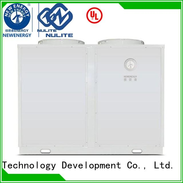 high quality domestic air source heat pump OEM for hot climate NULITE