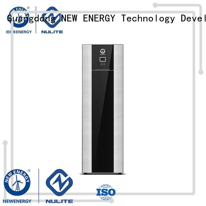 NULITE floor-standing coleman heat pump free delivery for cold temperature