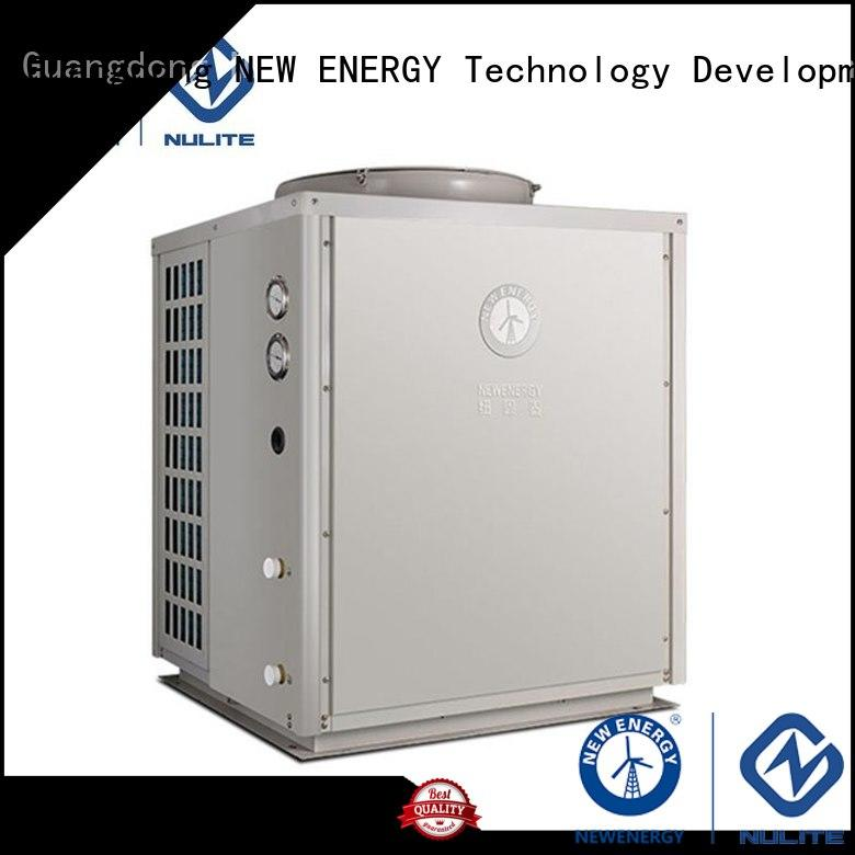 NULITE Brand dhw water air source heat pumps for sale heating