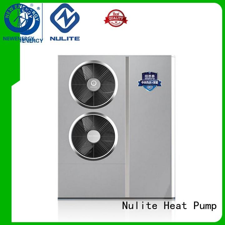 NULITE wall mounted high temp heat pumps bulk production for family