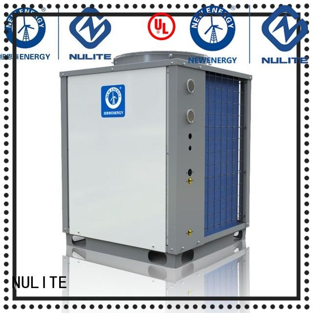 pump water hotel commercial heat pump water heater NULITE manufacture