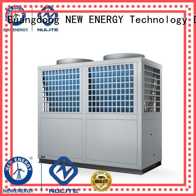wide water cooled chiller system wide for radiators NULITE
