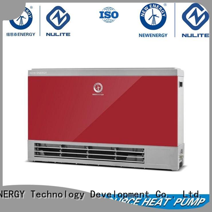 house heating coil fan fan coil heating NULITE