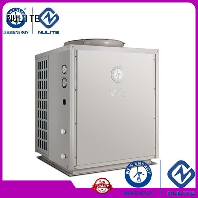 air to water heat pump system ODM for hot climate NULITE