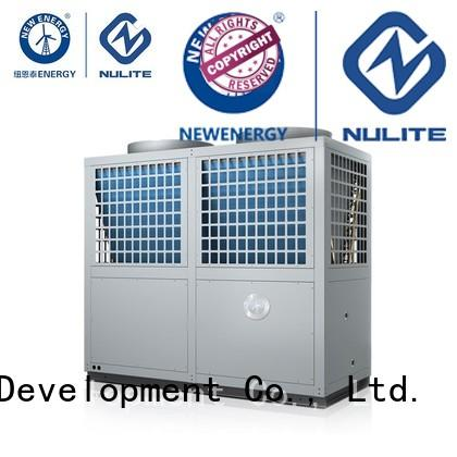 NULITE internal rotor motor water to air heat pump best manufacturer for house