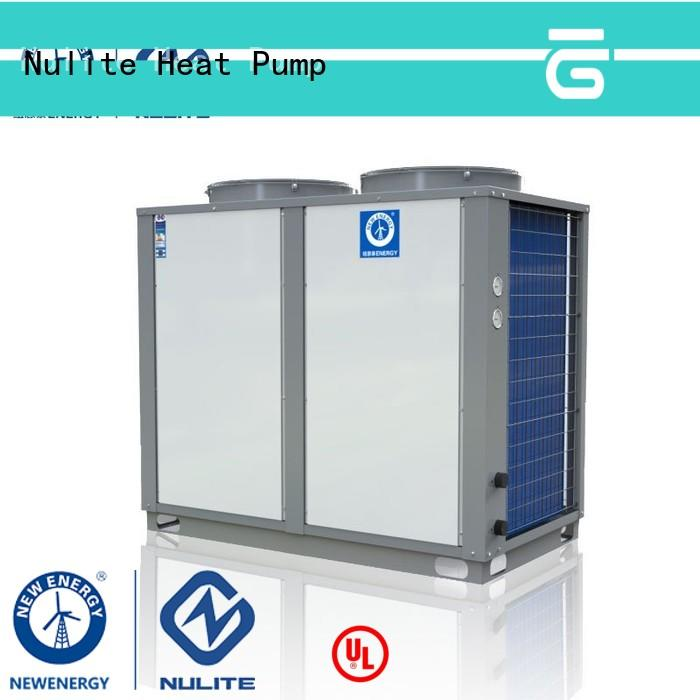 NULITE high quality air source heat pump prices for heating