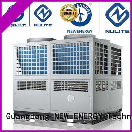 NULITE intelligent controller low-temperature heat pump high quality for family