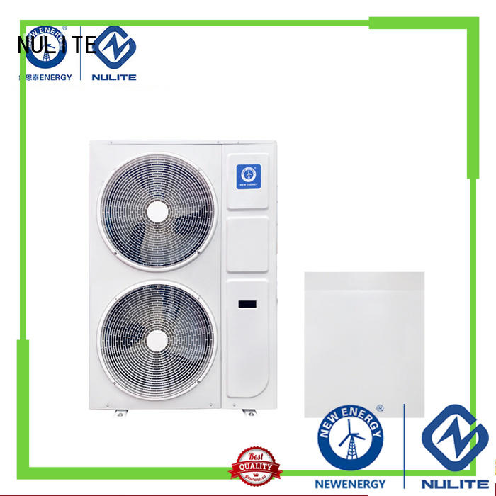 NULITE high quality heat pump water heater singapore on-sale for factory