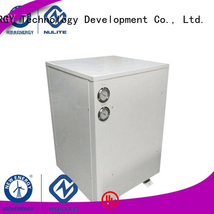 7.4-178KW geothermal heat pump for heating cooling