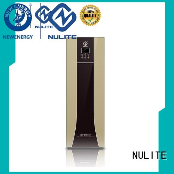 vertical heat pump heater model NULITE Brand company