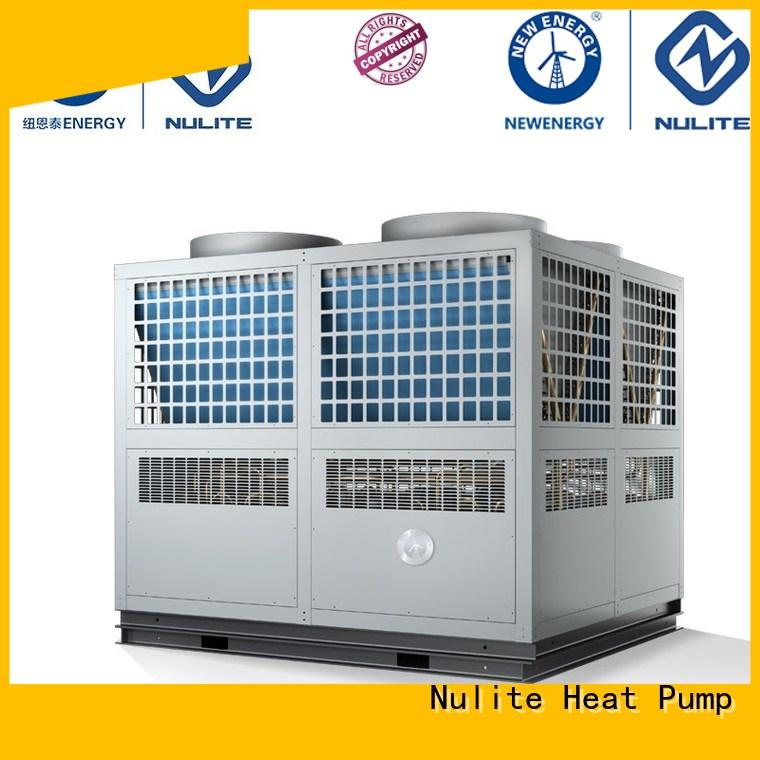 NULITE Brand commercial pump domestic hot water heat pump manufacture