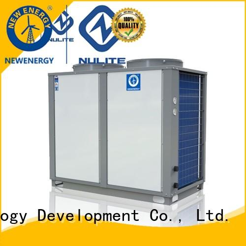NULITE heat pump air cooled water chiller top brand for boiler
