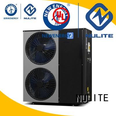 custom heat pump ac unit OBM for family