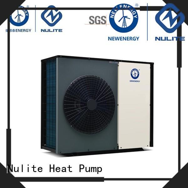 heating inverter heat pump heating for office NULITE