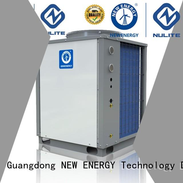 low cost heat pump ac low noise cost-efficient for cooling